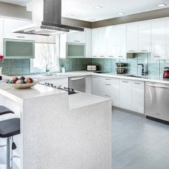 Acrylic Kitchen Cabinets Silver Cabinet Knobs Advantages Of High Gloss Fabuwood Blog