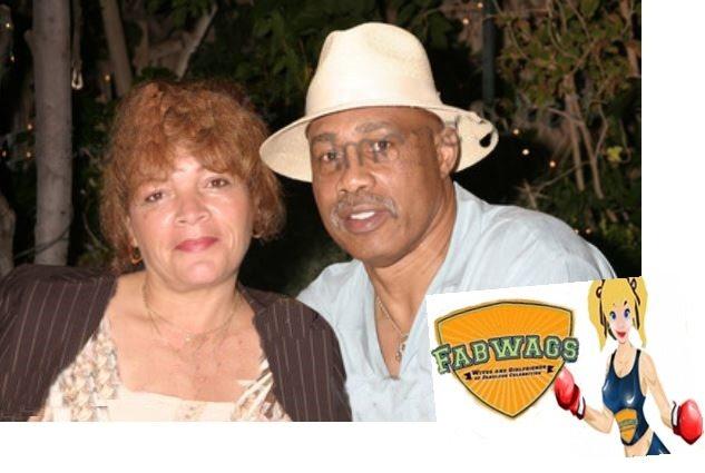 PHOTOS Rose Conant Norton Boxer Ken Nortons Wife Bio Wiki