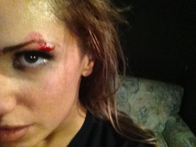 Reby Sky Hardy WWE Matt Hardys Wife bio wiki photos