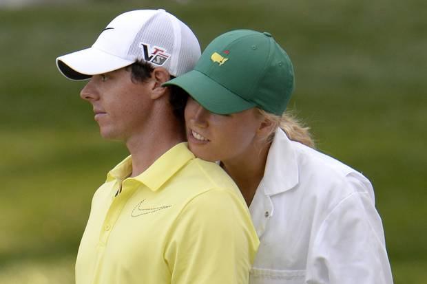 Caroline Wozniacki - PGA Golfer Rory McIlroy's Girlfriend ...