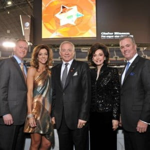 Gene Jones Cowboys Owner Jerry Jones wife Bio wiki