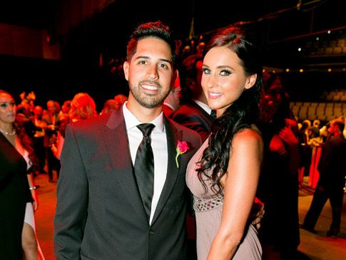 Berenice Lea Moures MLB Pitcher Gio Gonzalez Girlfriend