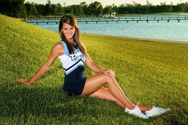 Brusly High School Cheerleaders La