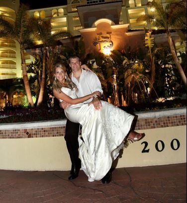 Kara Dooley NFL player Greg Olsens Wife bio wiki photos