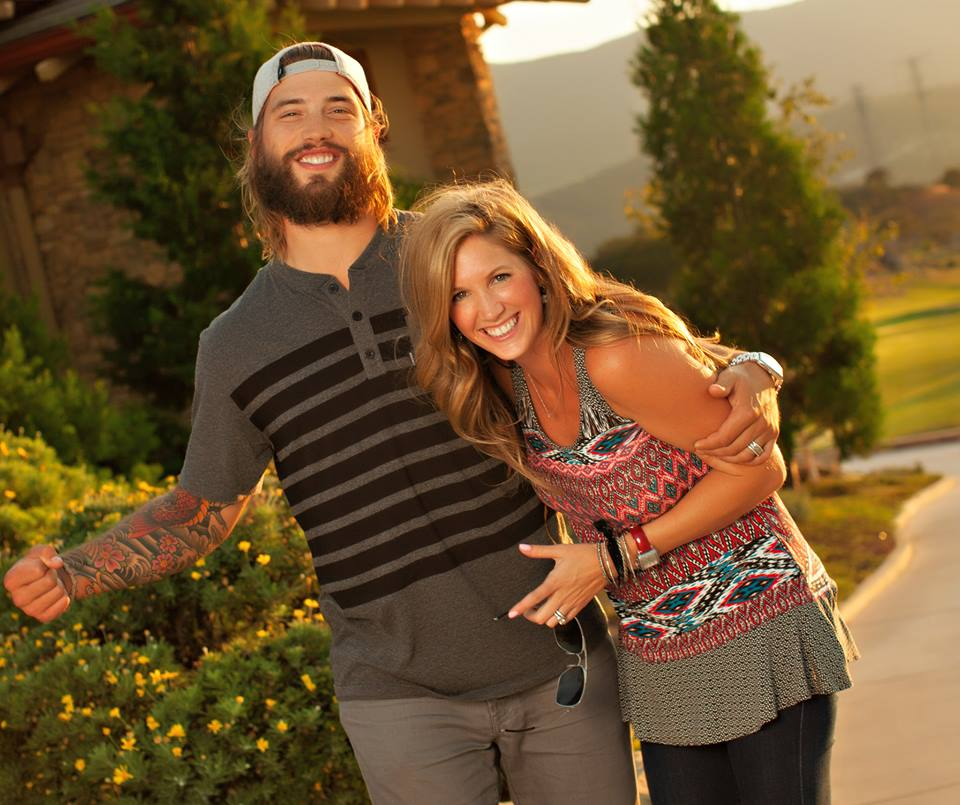 Susan Holder Burns NHL Brent Burns Wife Bio Wiki