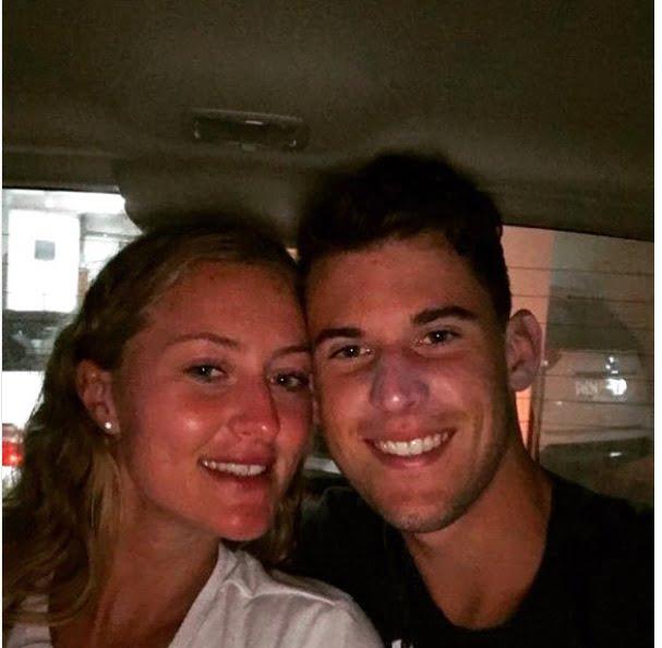 Romana Exenberger Dominic Thiems girlfriend  Fabwagscom