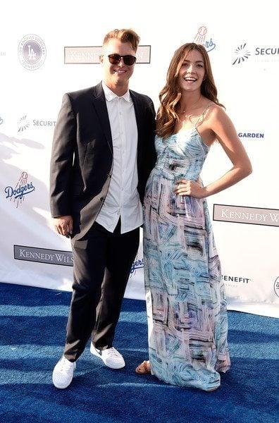 Joc Pedersons Girlfriend Kelsey Williams Bio Wiki