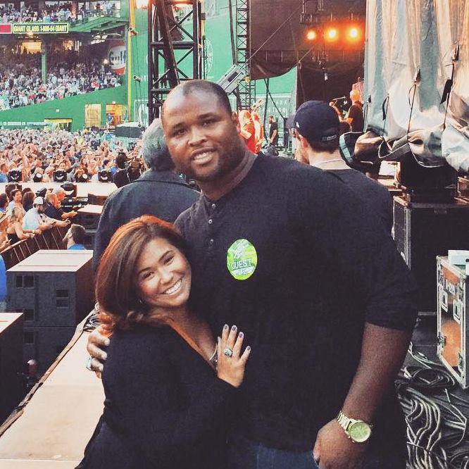 Alyssa Cannon NFL Marcus Cannons Wife Bio Wiki Pics