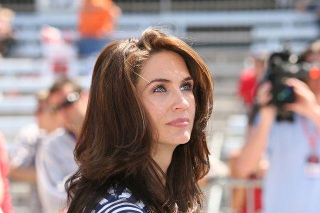 ^ michael shumacher in hospital: Indy Buddy Lazier's Wife Kara Lazier (Bio, Wiki, Pics)