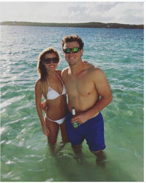 Courtney Sayre Dodgers Kyle Farmer S Girlfriend Bio Wiki