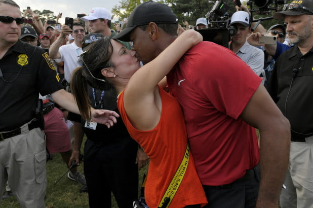5 Facts About Tiger Woods New Girlfriend Erica Herman