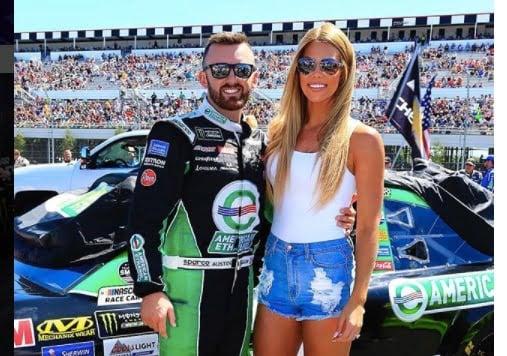 Whitney Ward NASCAR Austin Dillon's Wife (Bio, Wiki)