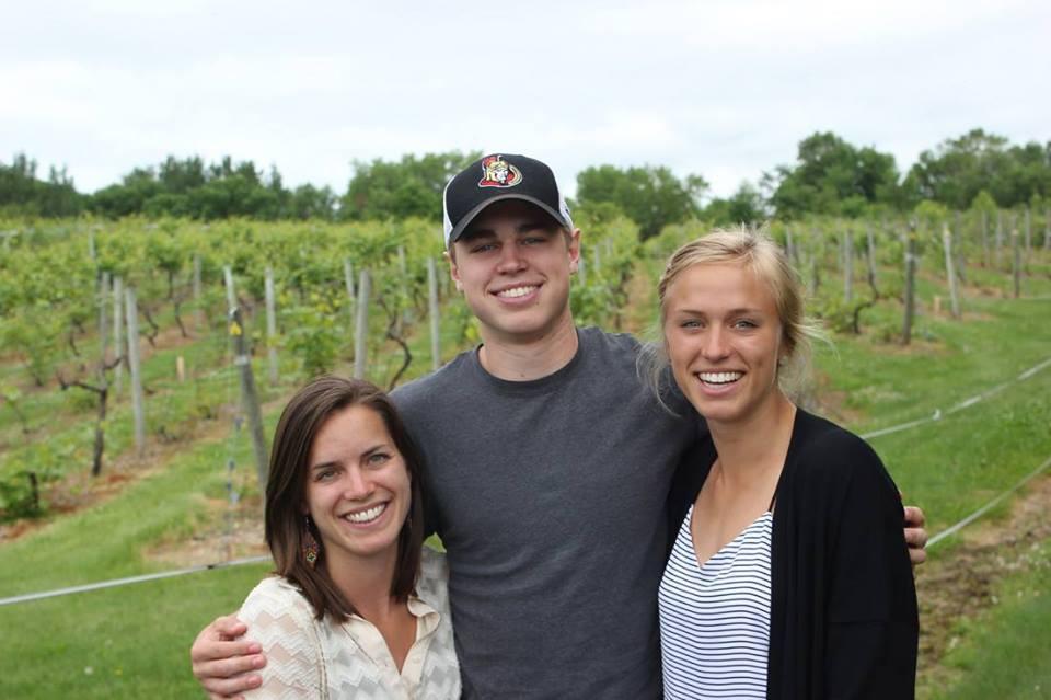Nate Schmidts Girlfriend Allie Reinke Bio Wiki
