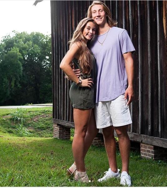 Trevor Lawrence's Girlfriend Marissa Mowry (Bio, Wiki)