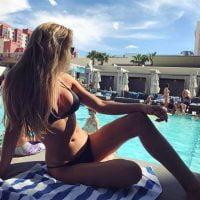 David Pastrnaks New Girlfriend Rebecca Rohlsson Bio Wiki