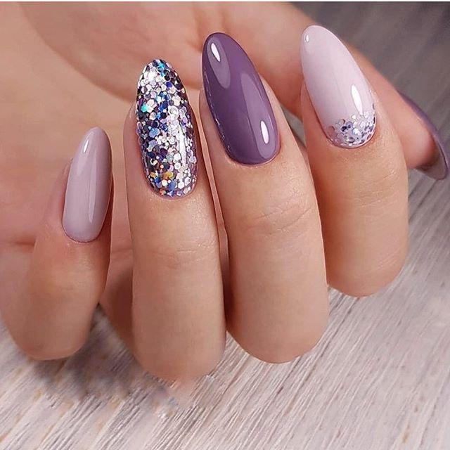 44 gorgeous nail art designs, nails, coffin nails , fall nail designs, autumn nail ideas , nail art designs, hottest nail art designs, almond nail designs, best nail art designs, nail art designs 2019