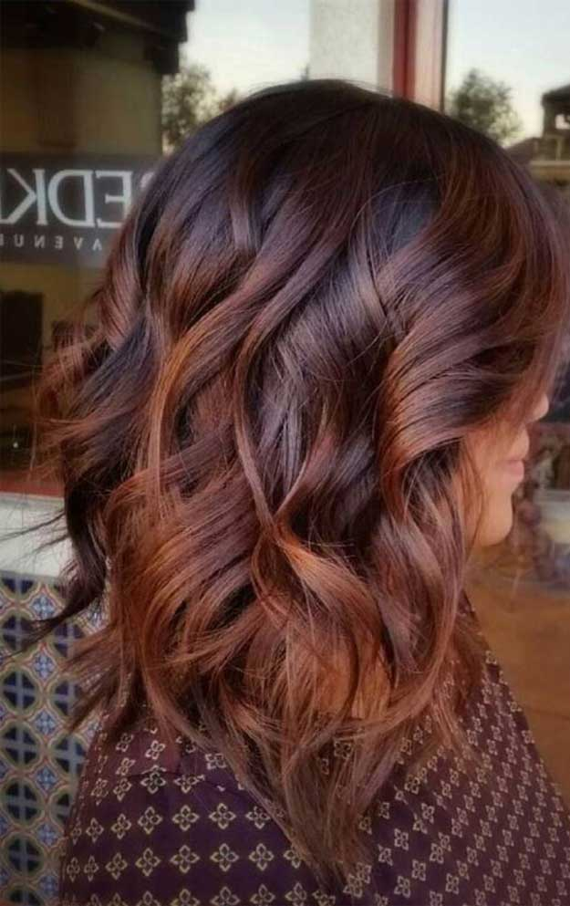 Best gorgeous hair colors to inspire your new look, best hair color for 2020, hair color ideas for brunettes, fab mood, light brown hair #hairpainting #hairpainters #bronde #brondebalayage #highlights #ombrehair brown hair color with highlights, chocolate brown hair color, hair colors 2020