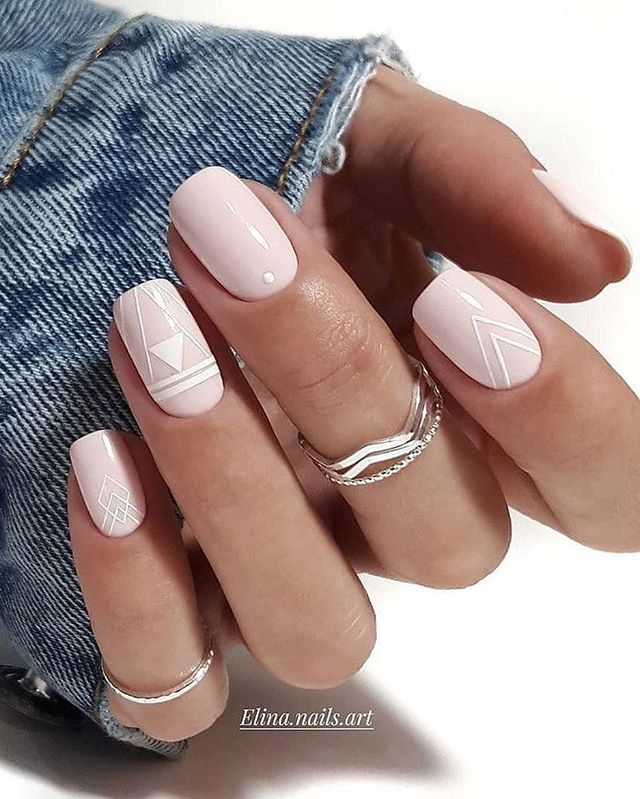 Best Spring Nail Colors 2020.100 Gorgeous Spring Nail Trends And Colors Page 2