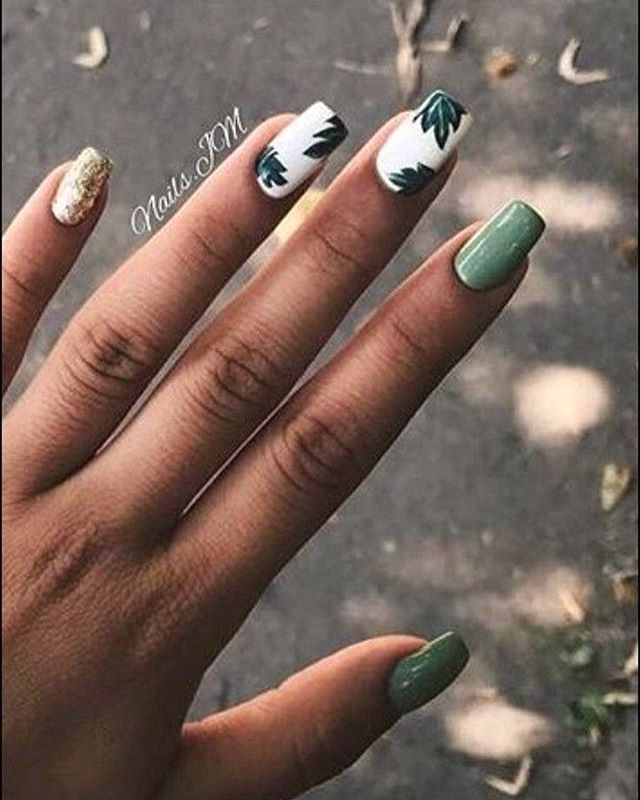 Nail Color Spring 2020.100 Gorgeous Spring Nail Trends And Colors Page 5