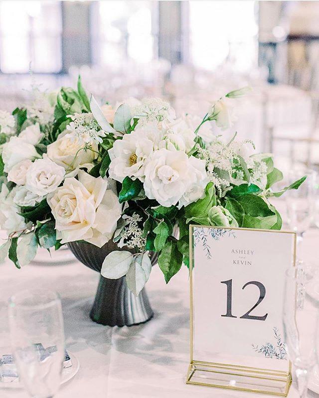 white flowers wedding centerpieces #weddingcenterpieces