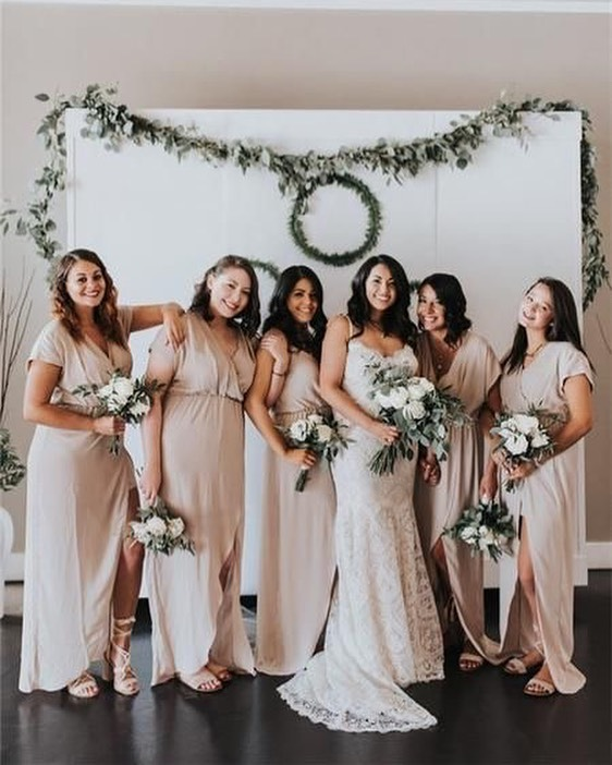 bridesmaid trends 2020 that are fabulous 14, bridesmaid dresses, bridesmaid dress trends 2020, bridesmaid dresses 2020, bridesmaid dress colors, mismatched bridesmaid dresses 2020 #bridesmaiddresses