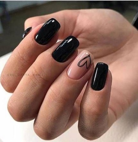 best nail art ideas for Valentine's day 2020 - 29, valentine nails 2020, valentines day nails 2020, valentine's day acrylic nails, valentine gel nails, valentines day nails 2020, nail designs, heart nail art , pink nail art, pink nail colors, simple heart nail designs, easy heart nail art, heart nail designs for short nails, heart tip nails, heart toe nail designs, pink nails with red hearts
