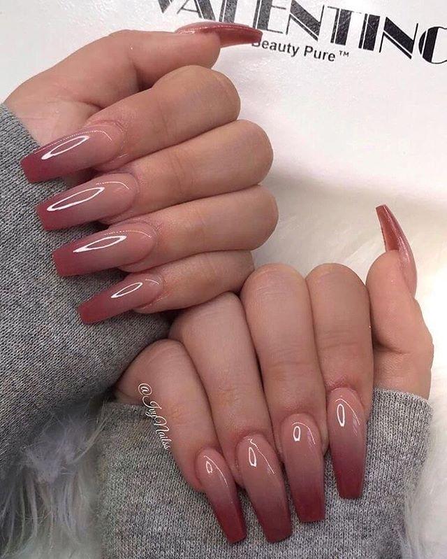 pretty spring nail trends 43