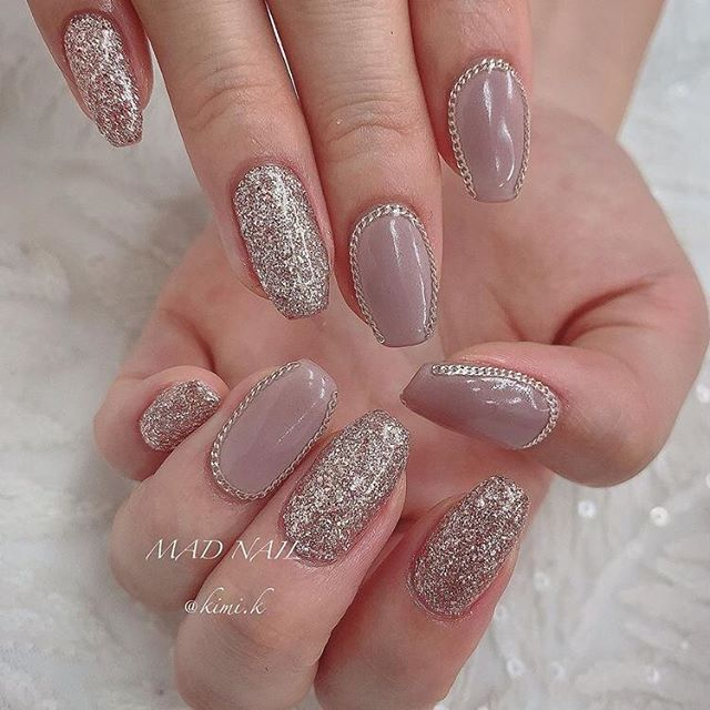 pretty spring nail trends 46