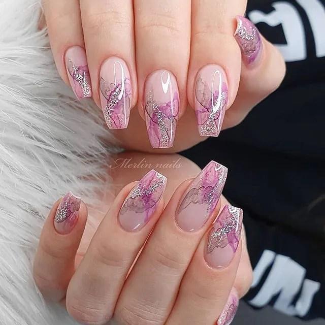 pretty spring nail trends