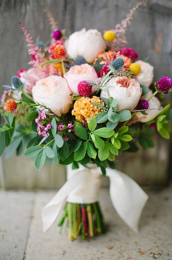 15 pretty wedding bouquet trends 2020, wedding bouquets, wedding flowers, bridal bouquets, wedding bouquet trends, wedding bouquets 2020, wedding bouquet trends 2020, wedding bouquet ideas #bouquets #weddingbouquets