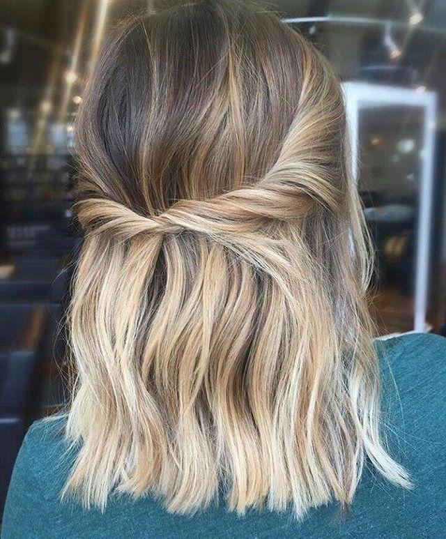 hair color , low maintenance hair color