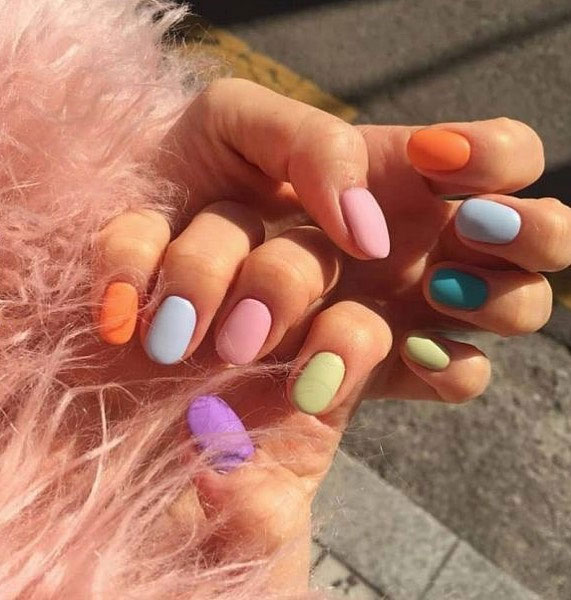 nail, nail art , nail art designs 2020, nail art ideas, nail colors, pastel nails, easter nails, acrylic nails, pastel nails 2020 #pastel #pastelnails pastel nails design, pastel nails acrylic, pastel nails coffin, pastel nails rainbow, pastel nails with glitter, pastel nails different colors, pastel nails pink