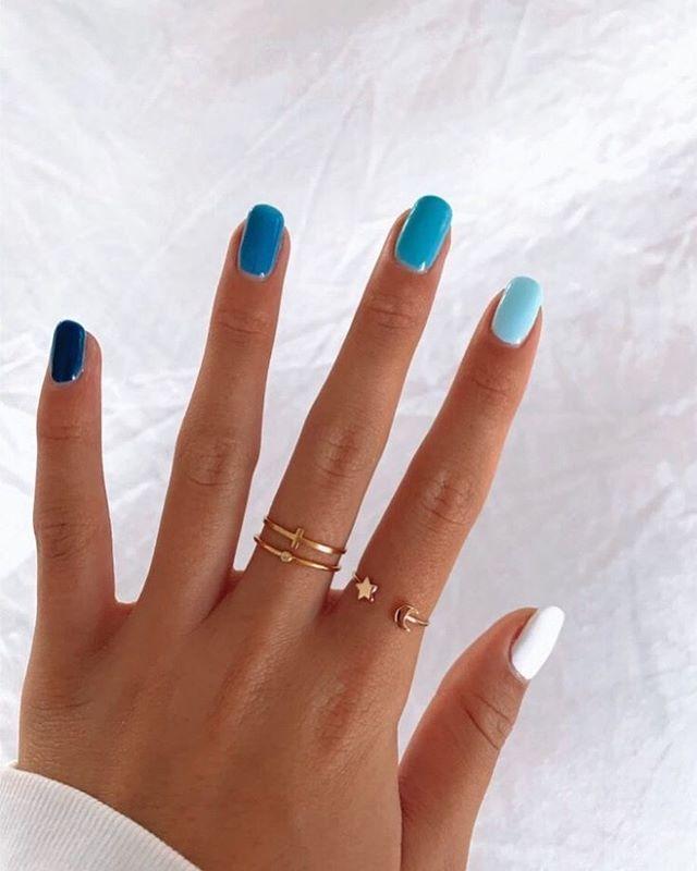 bright pastel nails, pastel nail colors #springnails #shortnails2020 pastel nails, spring nails, summer nails, best summer nails 2020, cute summer nails 2019, summer nails 2020, summer nails acrylic, bright summer nails, summer nails coffin, summer nails 2020,short summer nails, summer nail ideas #summernails