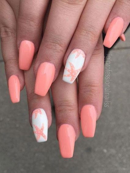 Cute Summer Nail Designs For 2020 Fab Wedding Dress Nail Art Designs Hair Colors Cakes
