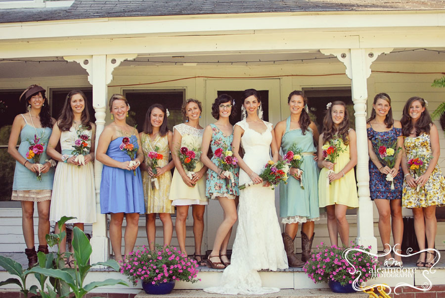 Bridesmaids  Fabulous Weddings