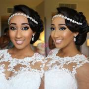 hairstyle tips bride