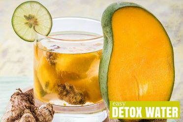 BEST DETOX WATER RECIPES FOR WEIGHT LOSS