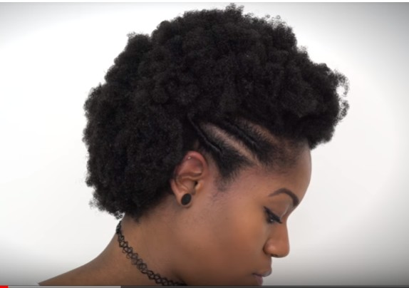 Easy Natural Hairstyles For Nigerian Women Video Tutorial Fabwoman