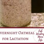 Easy Overnight Breakfasts for Busy Working Moms