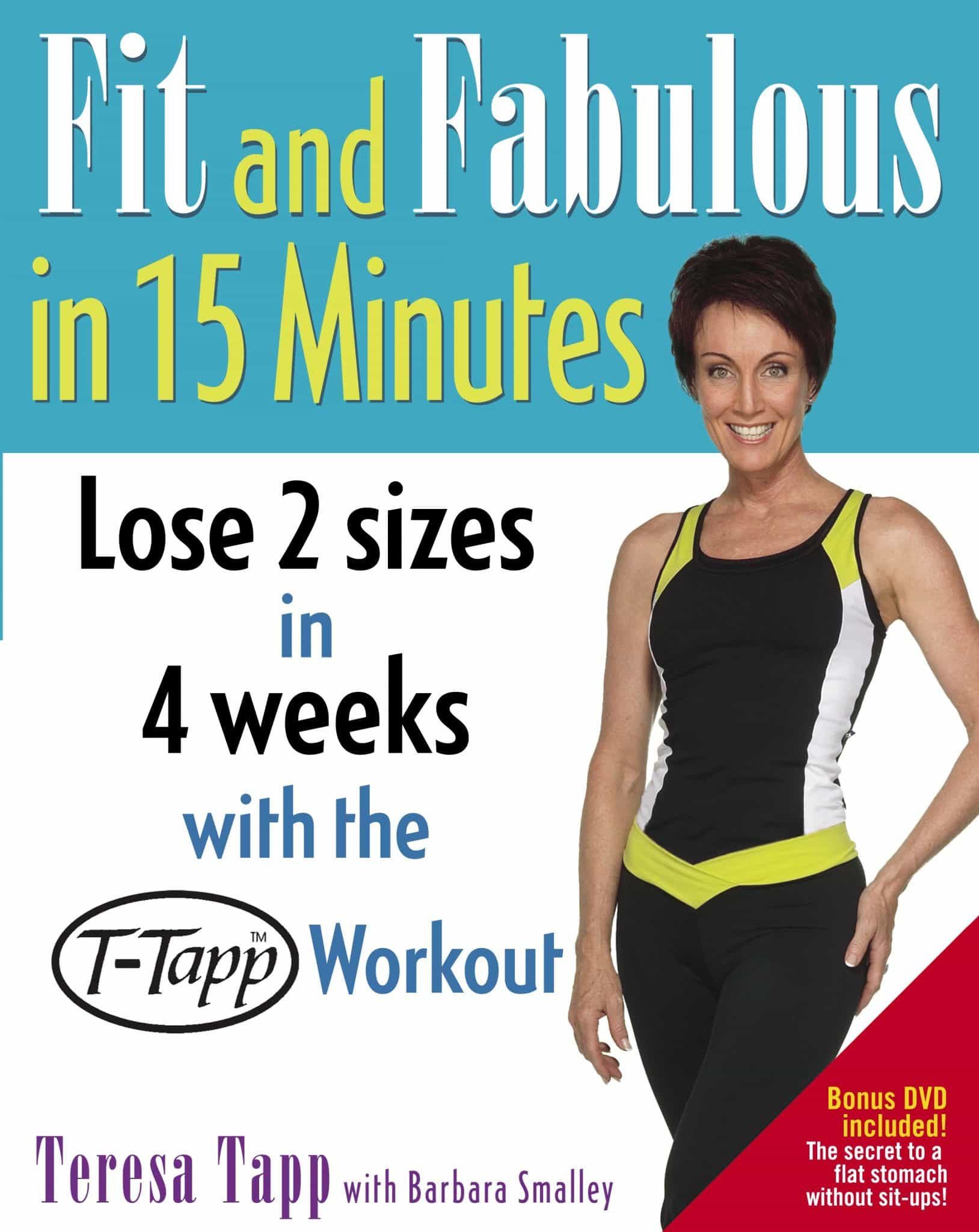 Fit and Fabulous in 15 Minutes by Teresa Tapp Review
