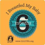 My favorite things about breastfeeding my baby for 6 months