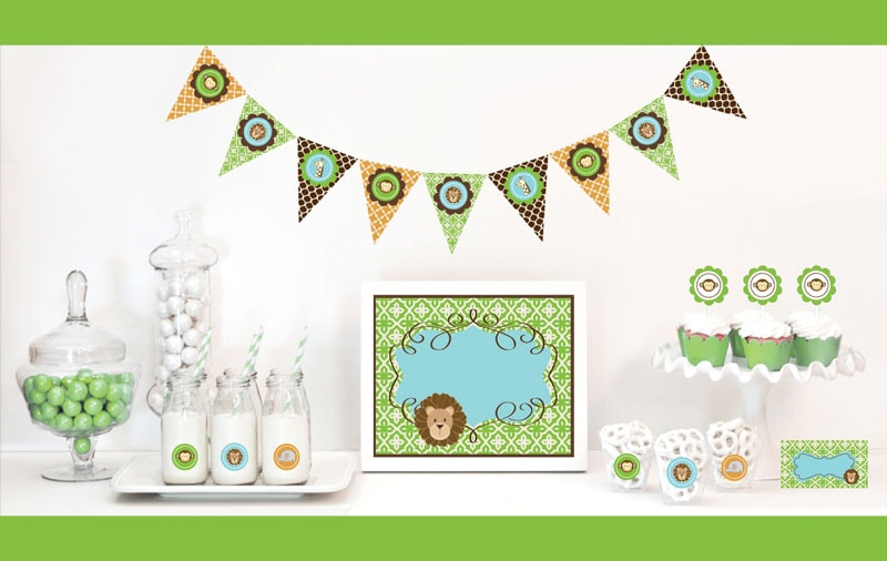 Fun First Birthday Party Ideas for your Son or Daughter Fab