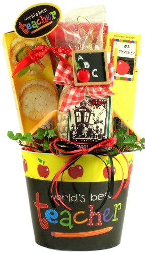 Inspiring gift ideas for teachers nannies or babysitters to make gift baskets are easy gifts because they contain so many goodies that surely your teacher or nanny or babysitter will enjoy quite a bit in the collection negle Gallery