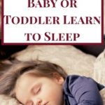 Help Your Baby or Toddler Learn to Sleep with Tips from The Baby Sleep Site