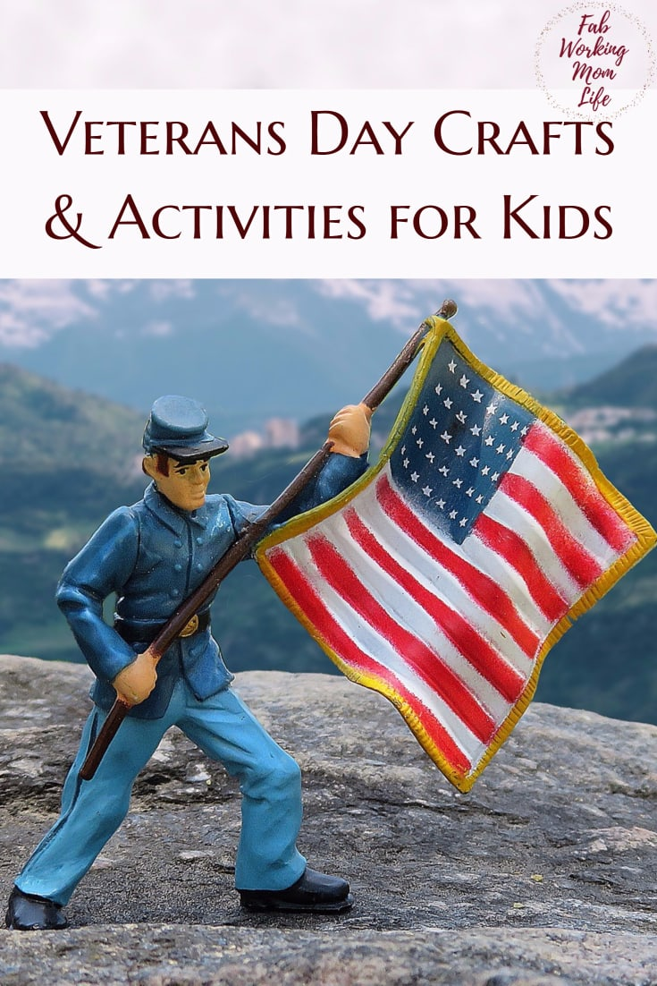 Veterans Day Art Projects For Kids