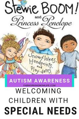 Autism Awareness - Welcoming Children with Special Needs