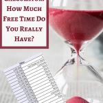 Time Calculator: How Much Free Time Do You Really Have?