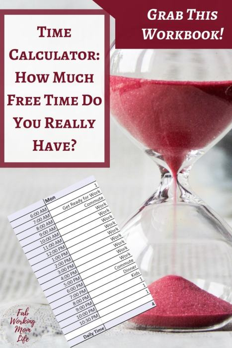 time calculator how much free time do you really have fab