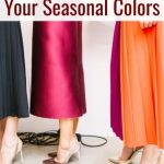 3 Benefits of Knowing Your Seasonal Colors