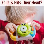 Head Injuries in Children: What to do if your Toddler Falls and Hits his Head